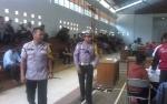Polisi Jaga Rapat Rekapitulasi Suara Tingkat Kecamatan di Katingan