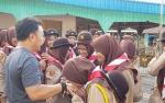 Gubernur Kalteng Beri Semangat Anak Pramuka