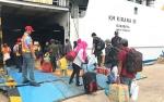 Penumpang Kapal di Pelabuhan Sampit Mulai Meningkat