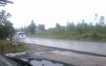 Hujan Deras Kembali Guyur Katingan