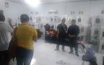 Bupati Barito Timur Pantau Perhitungan Suara di Kecamatan