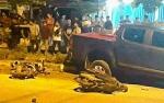 Dua Mahasiswa Tewas Tersambar Mobil di Jalan Yos Sudarso