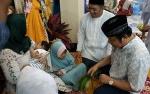 H Abdul Rasyid AS Gelar Akikah Cucu Kedua