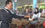 Harga Ayam Pedaging di Sampit Berangsur Turun