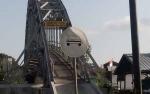 Dinas Perhubungan Pulang Pisau Harapkan Masyarakat Patuhi Aturan Jembatan Cukai