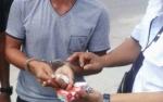 Laki-laki Pembawa 10 Gram Sabu Diringkus di Jalan G Obos
