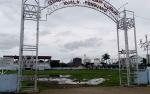 Lapangan Gagah Lurus Harus Segera Dibenahi agar Tidak Kebanjiran