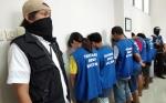 BNNP Ringkus Tujuh Tersangka Narkoba, Total Barang Bukti Hampir 1 Kilogram