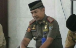 Kepala Dinas Satpol PP dan Damkar Cek Kesiapan Personel sesuai Instruksi Bupati