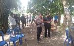 Kapolsek Kapuas Hulu Pantau Pemungutan Suara Lanjutan di TPS 01 Desa Jakatan Masaha