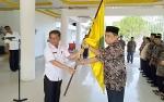 Pj Sekda Barito Selatan Lepas Kafilah Ikuti STQ Tingkat Provinsi