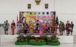 Lomba Busana Multifungsi Batik Meriahkao Peringatan HUT Kartini di Pulang Pisau