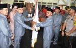 Bupati Kapuas Lepas 85 Kafilah Ikut STQ Kalteng