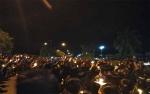 Mahasiswa Palangka Raya Tutup Jalan Yos Sodarso?