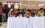 Wakil Wali Kota Ikuti Rakordal Percepatan Pembangunan Kalteng