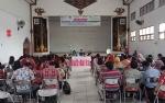 Dinas Kesehatan Barito Selatan Gelar Workshop Audit Internal Tinjauan Manajemen dan Keselamatan Pasien