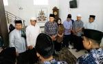 Bupati Barito Utara Kunjungi Pemondokan Kafilah STQ di Palangka Raya