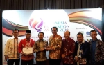 Kota Palangka Raya Raih Penghargaan Inovasi Penanganan Karhutla