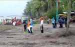 Pemkab Sukamara Gelar Gerakan Bersih-Bersih Pantai