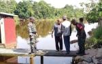 Antisipasi Banjir, Warga Anjir Serapat Diajak Gotong Royong Bersikan Sungai