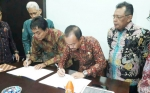 Pemkab Seruyan Jalin Kesepahaman dengan ABUPI terkait Pengelolaan Segintung