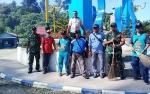 Gotong Royong di Desa Kandui Wujud Nyata Kemanunggalan TNI