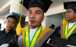 Bupati Kotim Selesaikan Studi S2 di Universitas Palangka Raya