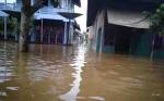 Banjir Kembali Terjang Tumbang Samba Katingan