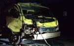Truk Pangangkut Kotak Suara Kecelakaan di Pangkalan Bun