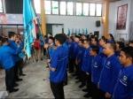 Gubernur Berharap KNPI Kalteng Jadi Benteng Peredaran Narkoba