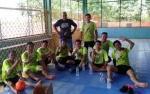 PWI Bartim Juara III Futsal DAS Barito