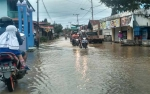 Banjir di Kuala Kurun Tidak Kunjung Surut