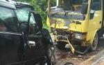 Sopir Mobil Diduga Ngantuk Penyebab Tabrakan Maut di Desa Jemaras