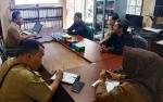 Jajaran Diskominfo Pulang Pisau Kaji Banding Retribusi Tower BTS