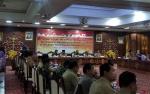 Wakil Wali Kota Ikuti Rakor Penetapan Status Bencana Karhutla 2019