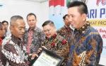 Ketua Umum PWI Pusat Puji Kinerja Bupati Barito Utara