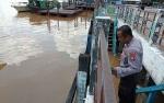 Kapolsek Ingatkan Warga Hati-Hati saat Beraktivitas di Sungai Kahayan