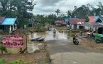 Banjir di Kuala Kurun dan Tampang Tumbang Anjir Mulai Surut