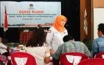 KPU Kota Palangka Raya Gelar Lanjutkan Pleno Rekapitulasi