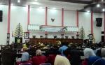 DPRD Kota Palangka Raya Laksanakan Tiga Paripurna Sekaligus