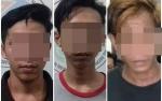 3 Budak Sabu Ditangkap Dalam Sehari
