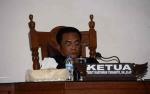 Ketua DPRD Pertanyakan Proses Pengangkatan Sekda Kota Palangka Raya