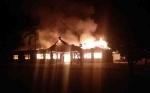 Kebakaran Terjadi di Dua Bangunan Dinas Sosial Kabupaten Kotawaringin Timur