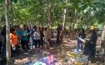 KPPer Resort GKE Kuala Kurun Rayakan Paskah di Kebun Karet