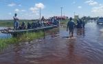 Sejumlah Wilayah di Kabupaten Pulang Pisau Terendam Banjir