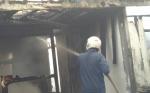 Korsleting Diduga Penyebab Kebakaran Rumah di Sampit