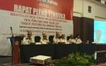 KPU Kalteng Gelar Rapat Pleno Terbuka
