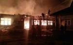 Ini Penyebab dan Kronologi Kebakaran Kantor Dinas Sosial Kotawaringin Timur