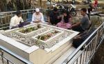 Ziarah dan Bersihkan Makam Orangtua Jadi Tradisi Bupati Kotawaringin Timur Sebelum Ramadan