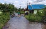 Debit Air di Kawasan Mendawai Masih Tinggi